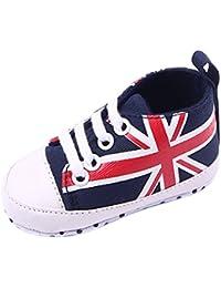 V-SOL Zapato Zapatilla Patuco Alto Para Bebé Primeros Pasos