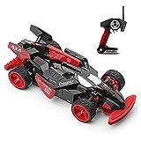 Professionnel F1 Racing Drift RC Voiture ÉChelle 1:18 2.4G 4WD Championnat Moulé sous Pression TéLéCommande Racer ModèLe Toy Boy Jouant Cadeaux Enfants pour Enfants