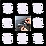 catalpa Fiore Set di pellicole per auto porta maniglie mulden trasparente porta contro graffi Macken