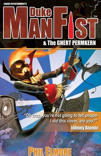 DUKE MANFIST AND THE GHERT PERMKERN (English Edition)