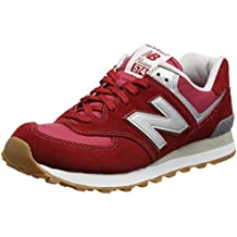 Ml574v2 Yatch Pack, Baskets Homme, Rouge (Red), 46.5 EUNew Balance
