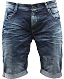 Short en jean 2-55011 Juicy Blue SHINE, Bleu - Bleu, ...