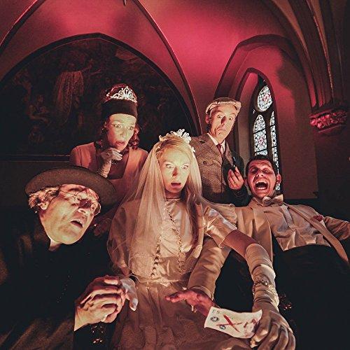 Erlebnisgutschein: Krimidinner das Original - Hochzeit in Schwarz in Dresden (Carolaschlösschen) | meventi Geschenkidee