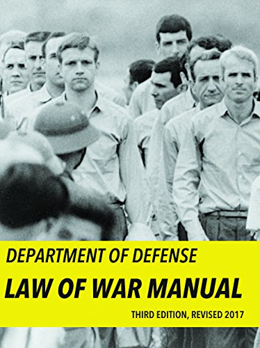 Department of Defense Law of War Manual (2017) por Office of Gen. Counse Dep't of Defense