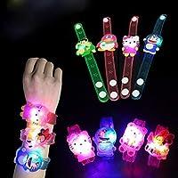 Jiada Cartoon Characters LED Light Bracelets Birthday Return Gifts for Kids (12)