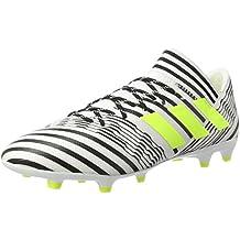 premium selection a1c62 bad5f adidas Nemeziz 73 Fg, Scarpe per Allenamento Calcio Uomo