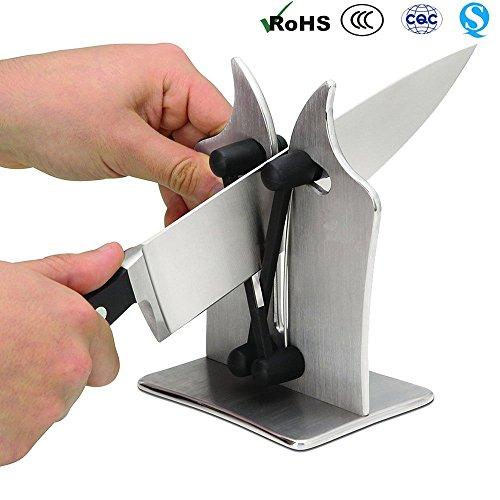 Profi Messersch?rfer Sch?rfen und Abziehen Kitchen Knife Professional