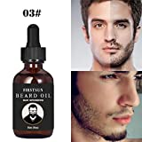 Gaddrt Barbe à cheveux croissance épaisse moustache essence pousser rapidement l'essence de sourcils, 30ML (C)