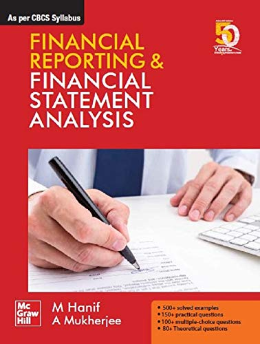 Financial Reporting and Financial Statement Analysis for Calcutta University