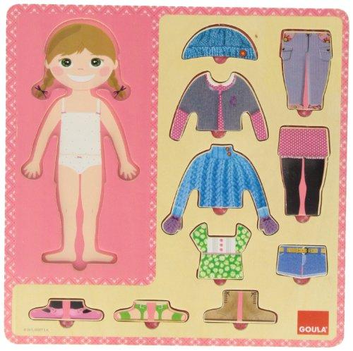 Goula 53108 - Vestire Bambina