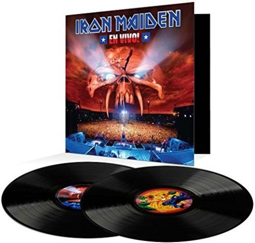 Iron Maiden: En Vivo [Vinyl LP] (Vinyl)