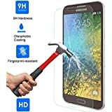 ApeCases® 2.5D Tempered Glass Screen Protector for Samsung Galaxy E5