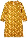 Marks & Spencer Women's Shift Knee-Long Dress (6574K_Antique Brass_16)