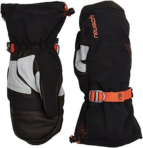 Handschuh Lech R-Tex XT Mitten Unisex Black s-Orange 11