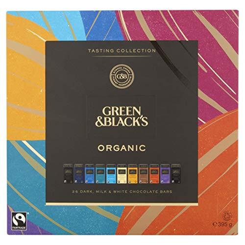 Green & Black's Organic Tasting ...
