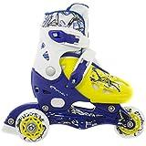 Patines en línea, patines para niños, 2en 1, größenverstellbar Spokey Cortacutículas, 27 - 30