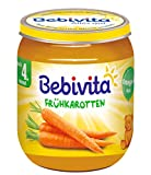 Bebivita Frühkarotten