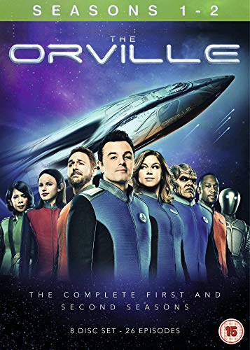 Orville, The Seasons 1-2 DVD