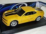 Chevy Chevrolet Camaro 2010 Ss RS Gelb Bumble Bee Aus TransformeRS Bumblebee 1/18 Maisto Modellauto Modell Auto