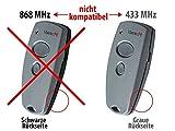 Marantec Digital 302transmisor de 2canales 433MHz