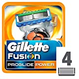 Cuchillas de reemplazo de potencia Proglide de Gillette Fusion - Recambios 4
