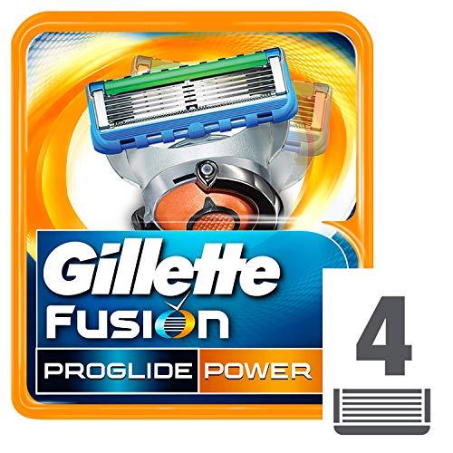 Gillette Fusion ProGlide Power Cuchillas Recambio