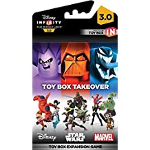 Pack Toy Box 'Disney Infinity 3.0' - Game Takeover