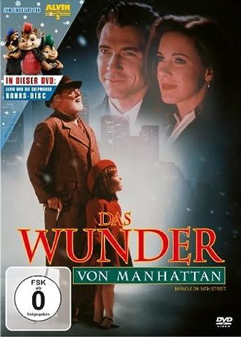 Das Wunder von Manhattan + Alvin und die Chipmunks [2 DVDs]