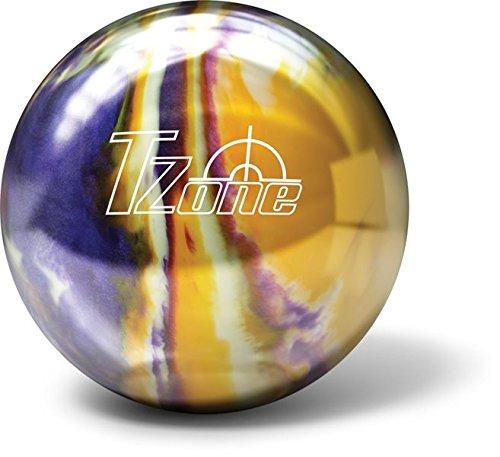 Bowlingball Bowlingkugel Brunswick T-Zone Cosmic - Groovy Grape, Gewicht in lbs:13 lbs