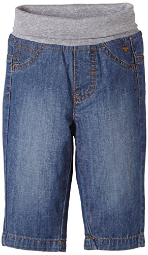 TOM TAILOR Kids Baby - Jungen Jeanshose elastic waistband denim/502, Gr. 86, Blau (super stone blue denim 1094)