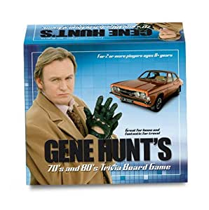 Gene Hunt'S 70'S And 80'S Trivia Game