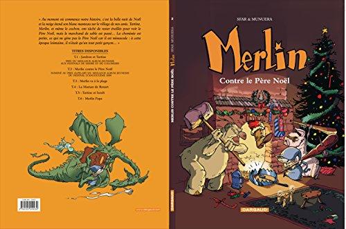 Merlin, tome 2 : Merlin contre le Père Noël