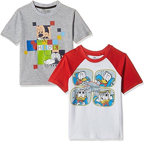 d95d15af8 20% OFF on Disney-Mickey Mouse & Friends Boys' T-Shirt on Amazon |  PaisaWapas.com