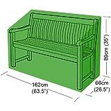 5 'Al pie de la cubierta a prueba de agua del jardín Banco - para todos hasta 1.5m