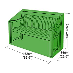 Gardman 1.5m (5ft) 3 Seater Bench Cover