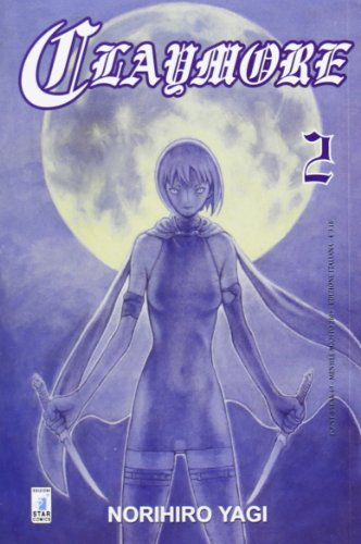 Claymore: 2 (Point break)