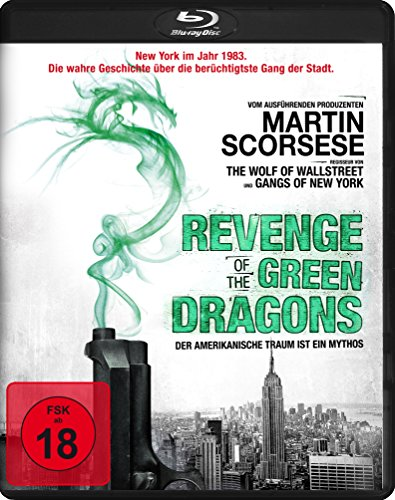 Preisvergleich Produktbild Revenge of the Green Dragons [Blu-ray]