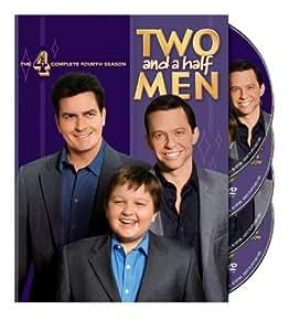 Two & A Half Men: Complete Fourth Season [DVD] [2008] [Region 1] [US Import] [NTSC]