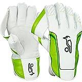 KOOKABURRA 400Cricket Sports Schutz Pad Wicket Keeper Handschuhe Jugendliche