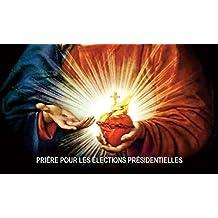 Carte prière pour les élections présidentielles par lot de 10