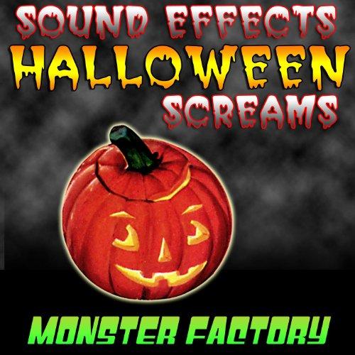 Sound Effects Halloween Screams
