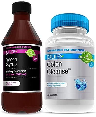 Sirop de Yacón – 100 % Pur et organique -