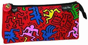 Quo Vadis - Keith Haring - Fourre-Tout Rectangulaire - 23,5x11,5 cm