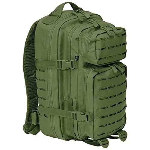 US Cooper Rucksack Basic medium oliv