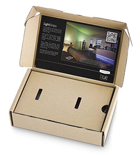 51spbFu0wAL [Bon Plan Objets connectés] Philips Hue Ruban led connecté Lightstrip Hue 2m Pilotable Via Smartphone (Pont hue requis)