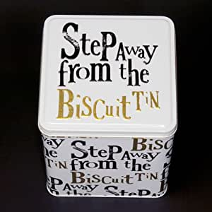 Really Good Tin - Step away from the biscuit tin