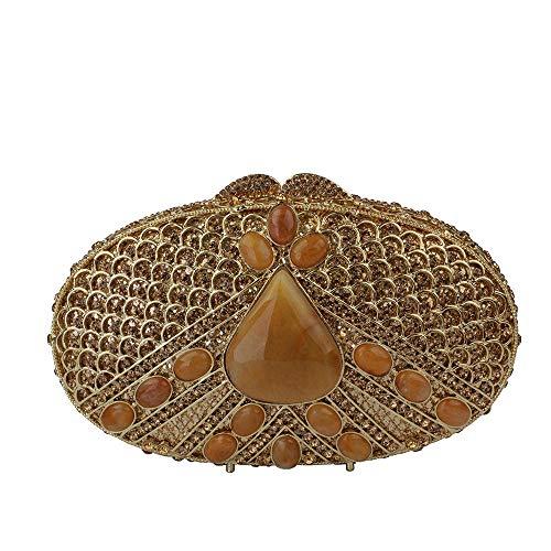 Frauen Clutch Bag Europa und Amerika Retro Mini benutzerdefinierte Diamant High-End-Damen Geschenk Hochzeit @ 图 3 ()