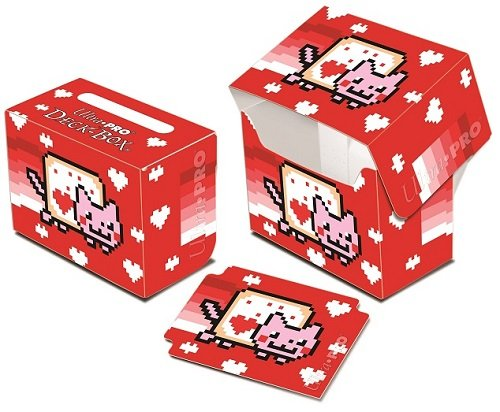Ultra Pro 84244 - Deck Box - Valent Nyan Cat