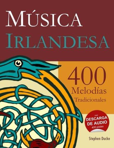 Música Irlandesa  – 400 Melodías Tradicionales