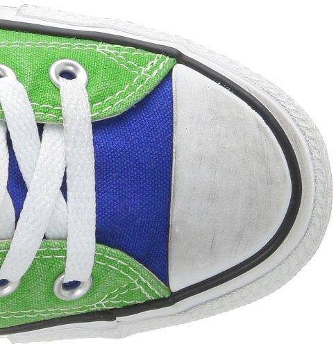 Converse Ctas Union Jack, Baskets mode mixte adulte Brasil Flag Stone Washed